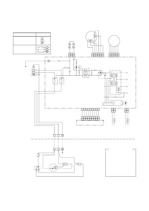 Wiring diagram, Main pc board mcc713   Toshiba RAS10SAX User Manual   Page 8  56