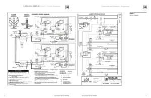Lgb6 to lgb23, Universal control system – propane gas