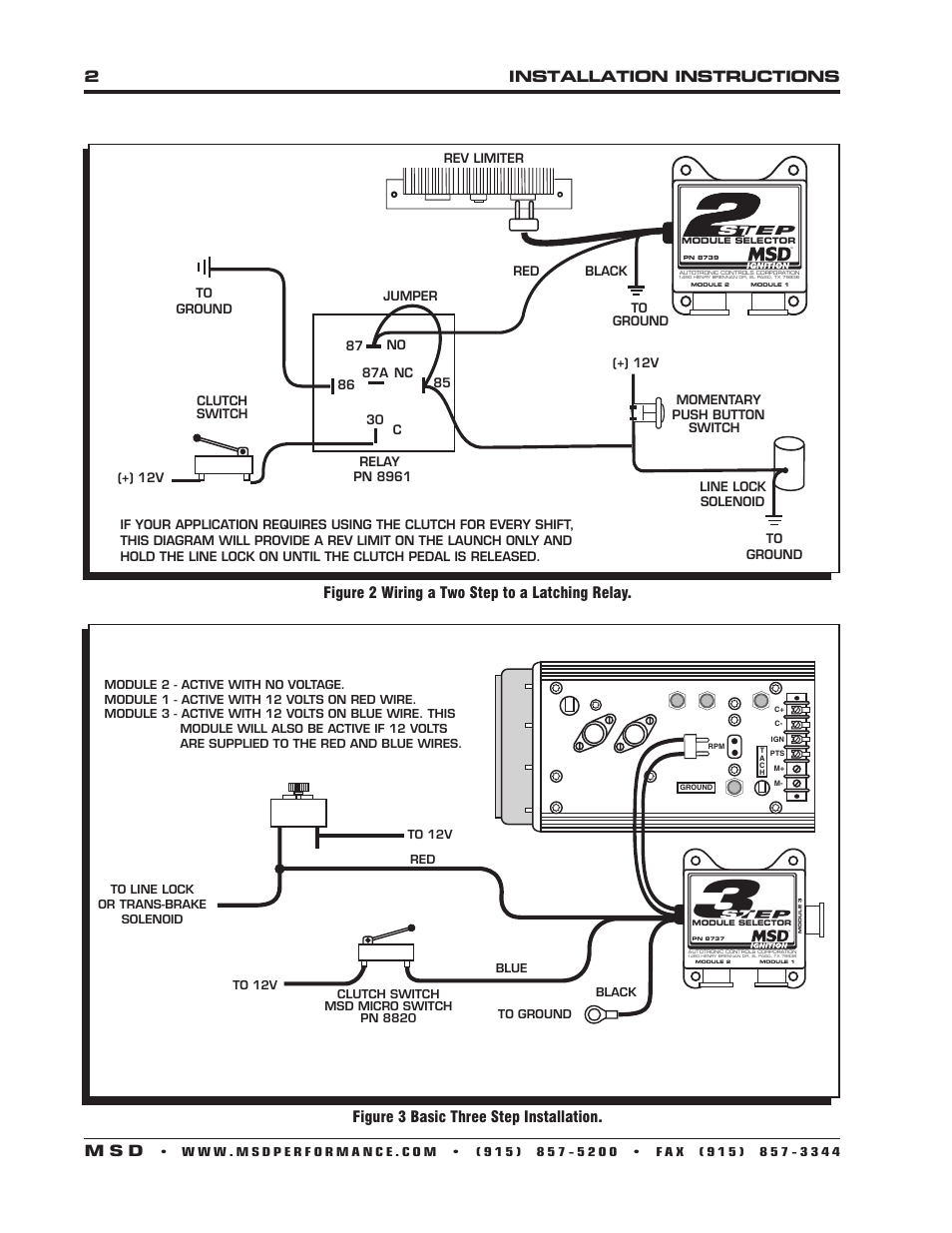 msd 8739 wiring diagram msd ignition wiring diagram chevy