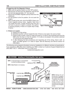 Msd 6aln Wiring Diagram  Wiring Solutions