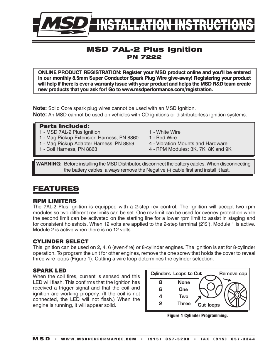 Lovely Msd Ignition Wiring Diagram Gallery - Everything You Need to ...