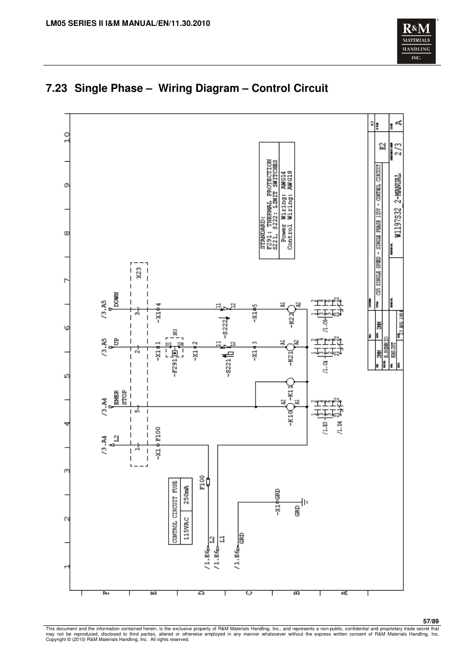demag dh hoist wiring diagram - somurich.com demag motor wiring diagrams 115 230 on franklin electric motor wiring diagrams #3