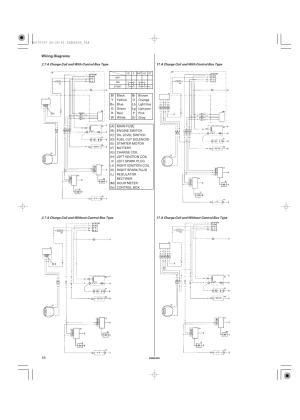 Wiring diagrams | Unique Industries Honda GX690 User Manual | Page 18  60