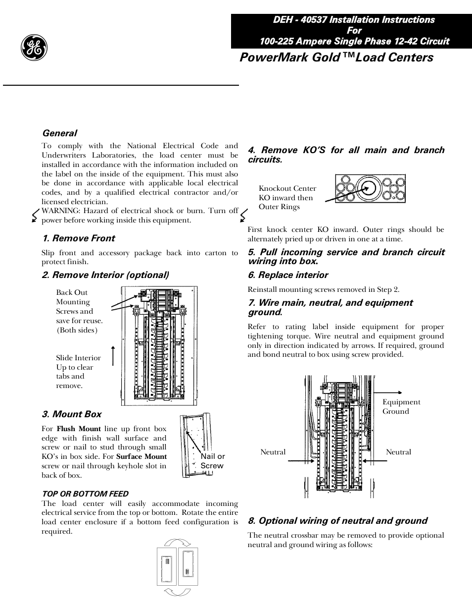 ge industrial solutions power mark gold load centers page1?resize=665%2C861 qo2l30s load center wiring diagram wiring diagram qo2l30s load center wiring diagram at bakdesigns.co