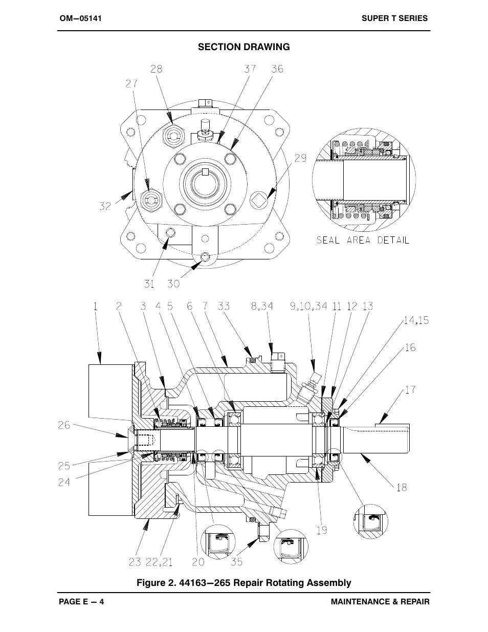 Gorman Rupp Pumps T3a60s B F Fm Ww User Manual Page