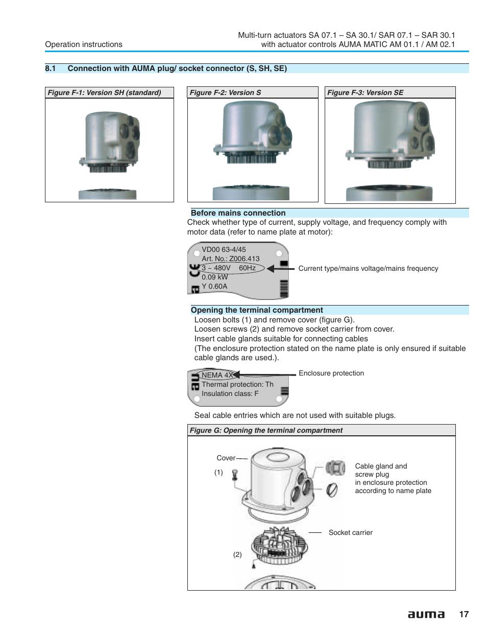 sar 14 5 auma wiring diagrams  bettis actuator diagrams