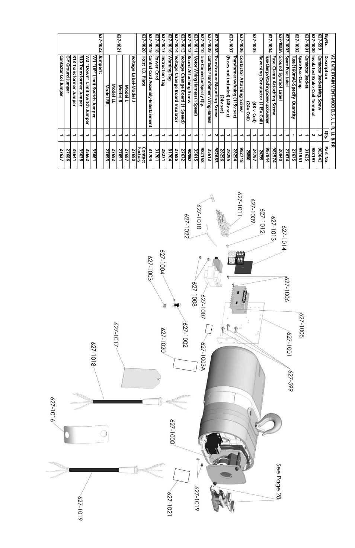 Cm Winch Wiring Diagram Electrical Motor Bi Directional House Contactor