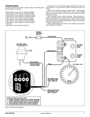 Mallory Ignition ACCEL Ignition 35496 User Manual | Page 3  8