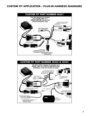 Accel Hei Distributor Wiring Diagram  Wiring Diagram Pictures