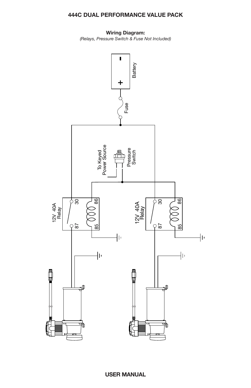 viair relay wiring diagram   26 wiring diagram images