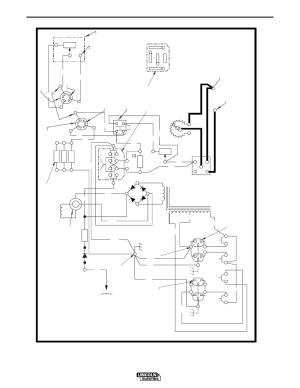 Wiring diagrams, Sae400 weld'n air, Control wiring diagram