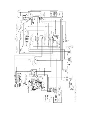 86037630 pgs 884and 885, Wiring diagram  diesel