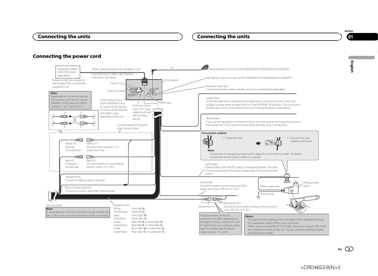 Pioneer Avh P Bt Wiring Diagram Free Download