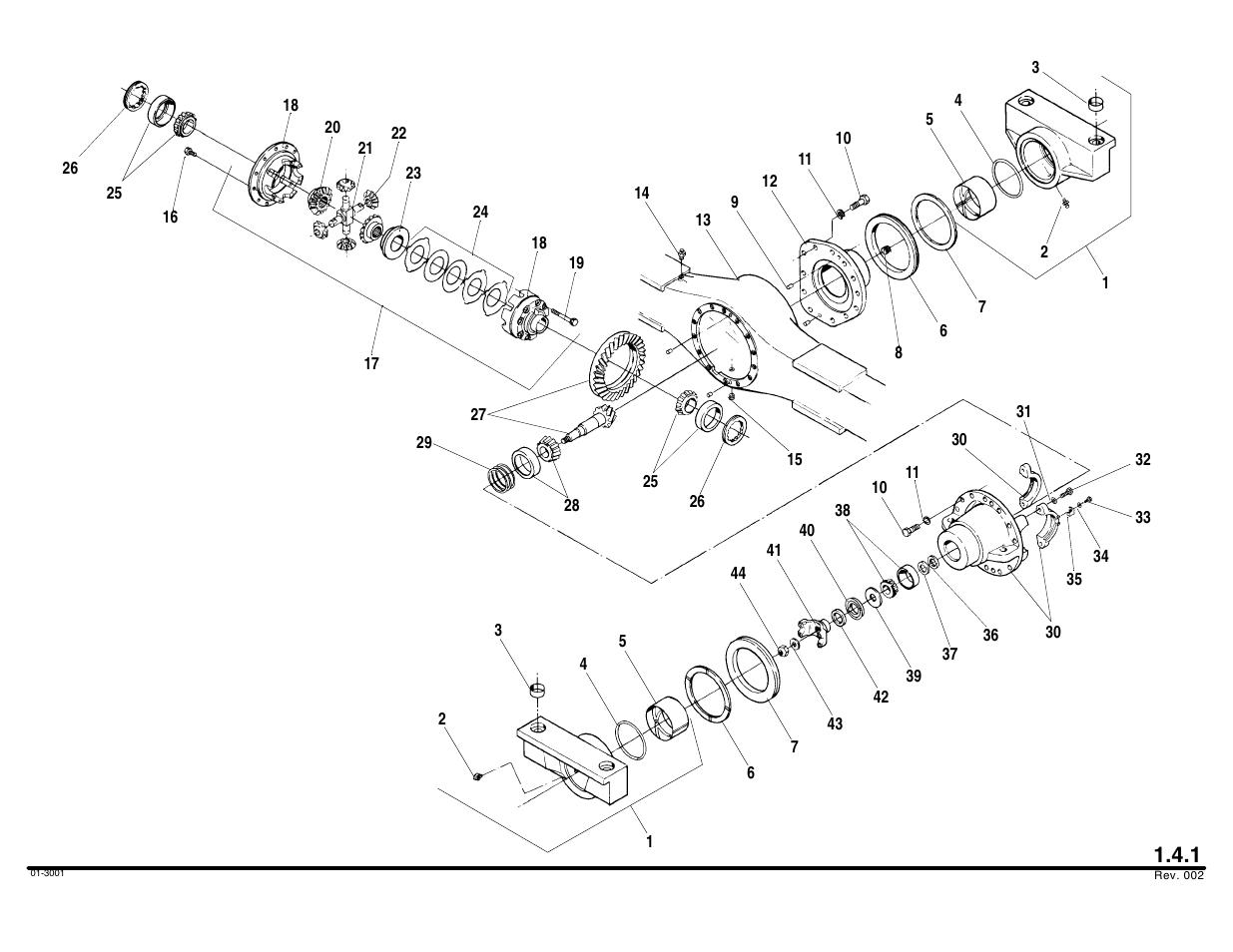 Lull 644b Parts Manual User Manual