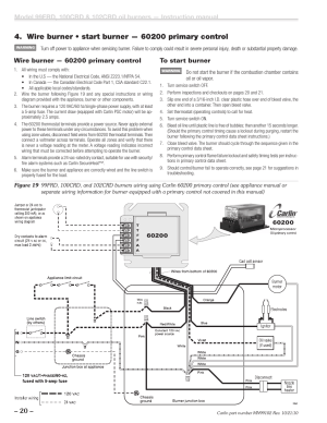 Carlin 102CRD99FRD100CRD User Manual | Page 20  28