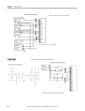1769if16c, Compact current analog input module | Rockwell