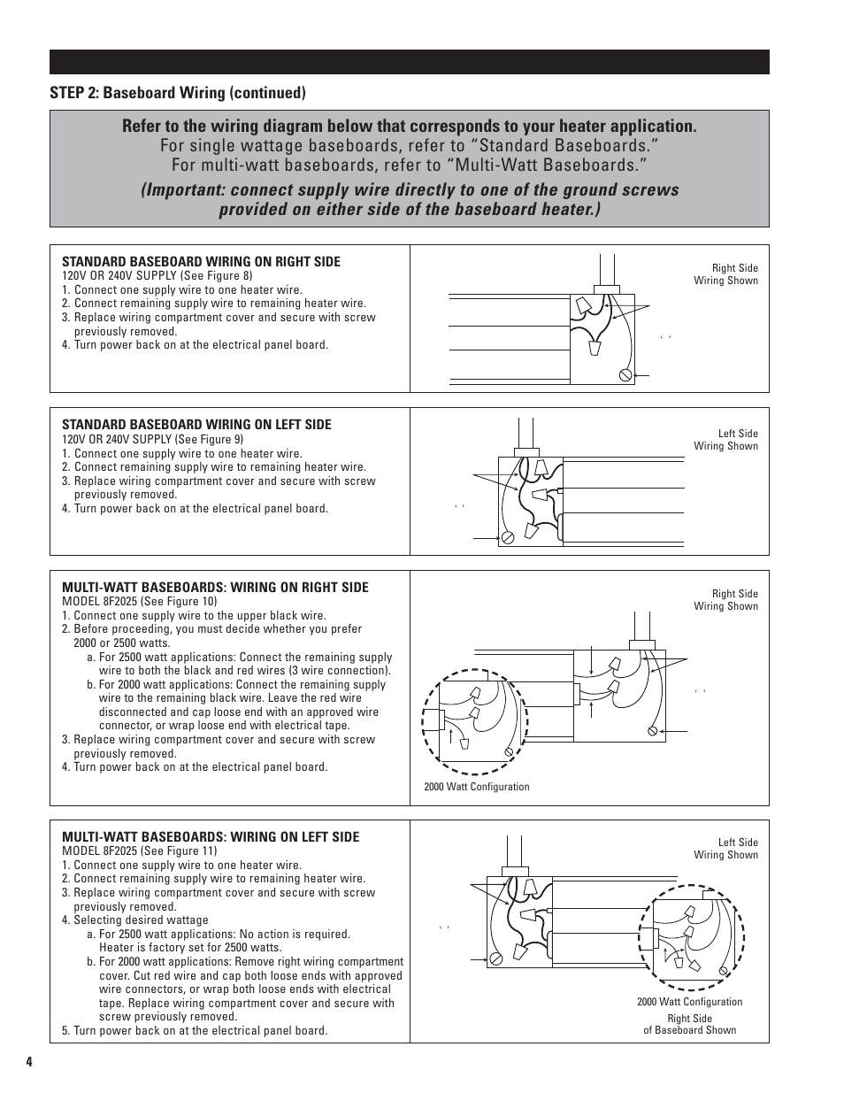 cadet 5f1250 8 page4?resize=665%2C861 w430 cadet heater wiring diagram conventional fire alarm wiring 220 3 Wire Wiring Diagram at soozxer.org