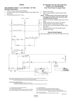 Qmark CUS900  Stock Cabi Unit Heater User Manual