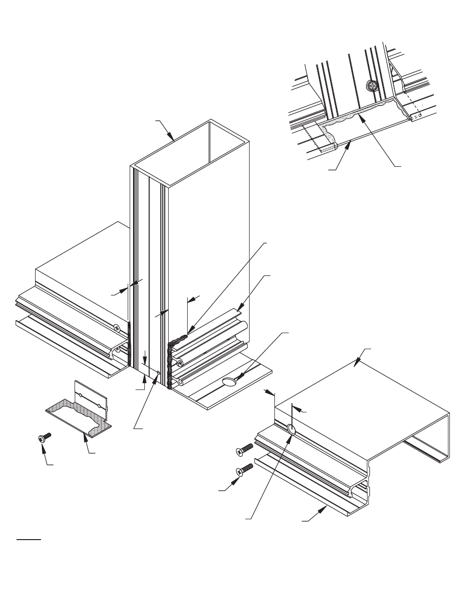 Oldcastle Curtain Wall Installation Instructions