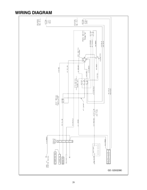 Wiring diagram | Cub Cadet 23HP ZForce 50 User Manual