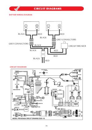 Circuit diagrams   Freerider FR510DXs2b(KensingtonS) User Manual   Page 36  48