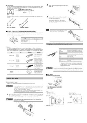 Installing sjh* series, Wiring diagram (sjc2uc5uc10u