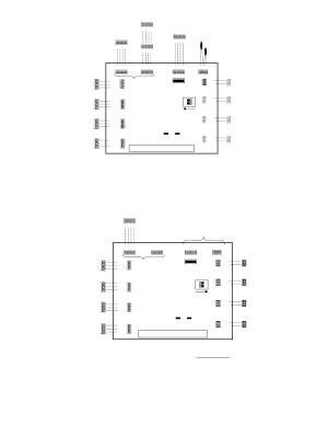Zones 5  8, Zoning system wiring diagram, Zones 1  4