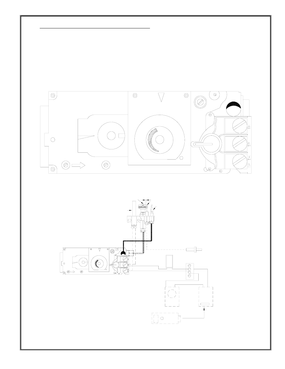 Robertshaw Gas Valve Manuals Wiring Diagram