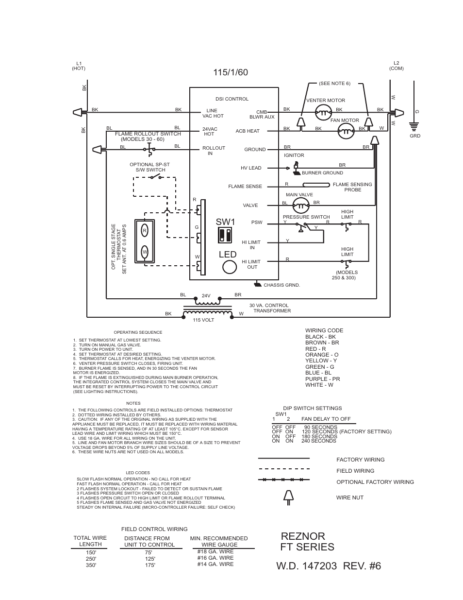 reznor ft unit installation manual page13?resized665%2C861 reznor heater wiring schematic efcaviation com unit heater wiring diagram at creativeand.co