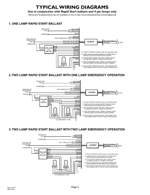 Typical wiring diagrams, Page 4 | IOTA I42EMR User