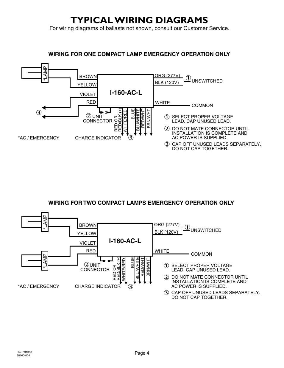 Perfect Iota Emergency Ballast Wiring Diagram Ensign Electrical