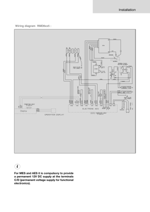Dometic ABSORPTION RMD 8555 User Manual | Page 21  24