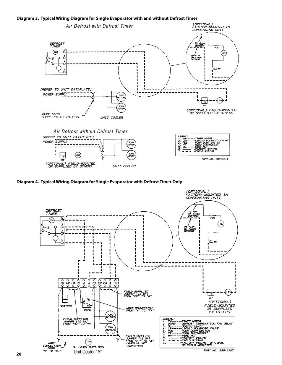 Heatcraft Refrigeration Wiring Diagrams. Wiring Diagrams ...