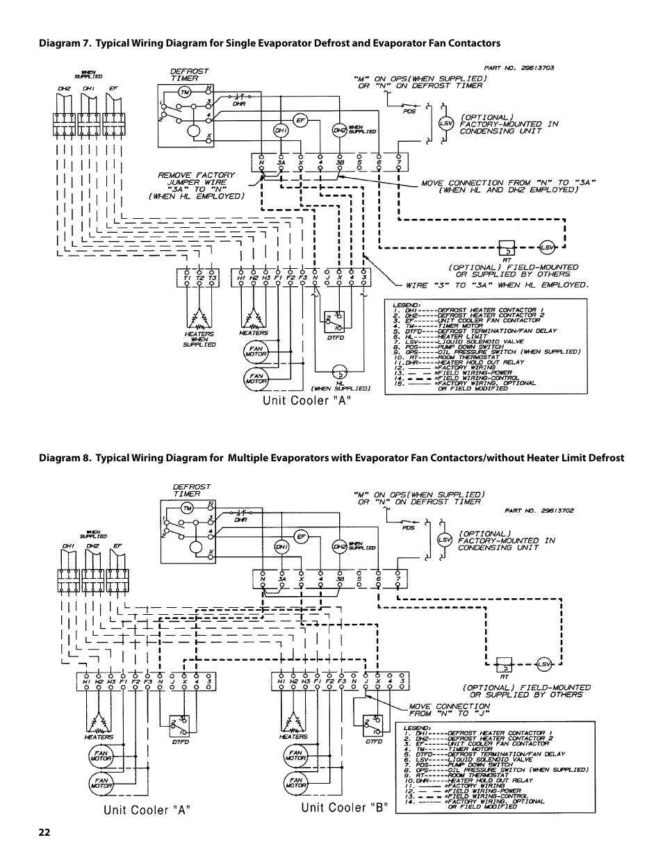 sophisticated Heatcraft Freezer Wiring Diagram Schematic Line ...