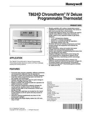 Honeywell Chronotherm Wiring Diagram  Wiring Diagram