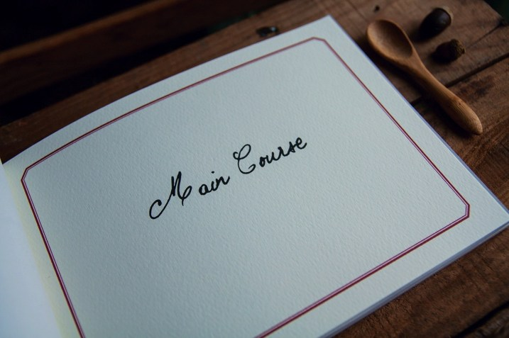 Manuche Postcards from - Recipes book