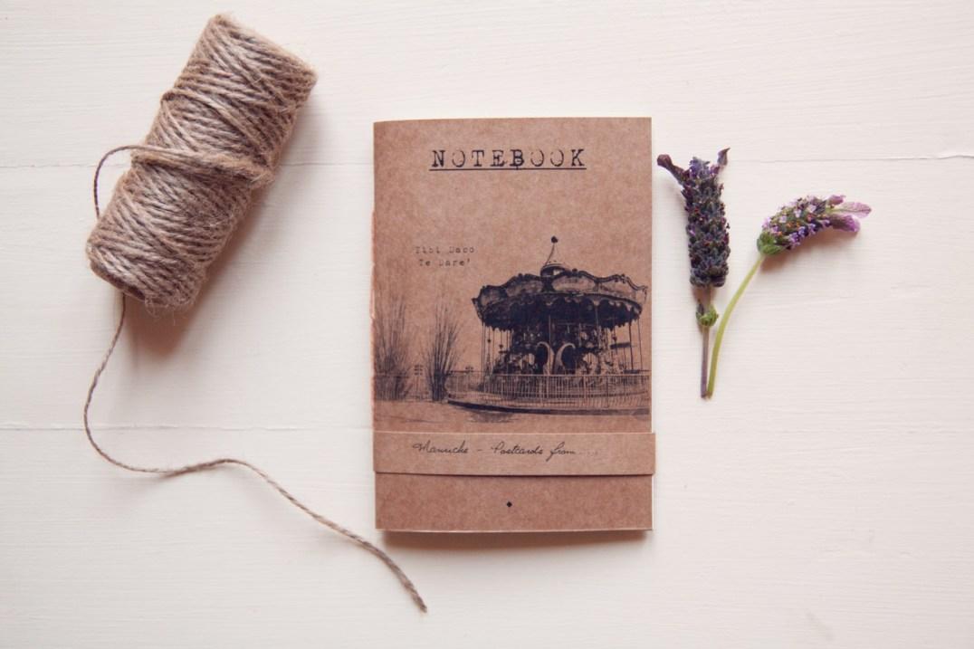 Tibi Dabo notebook
