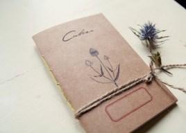 Fuller's tease journal - Mediterranean herbarium collection