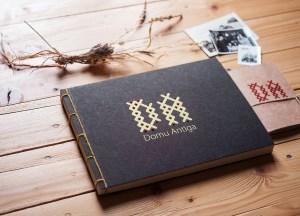 Domu Antiga handmade album Manuche
