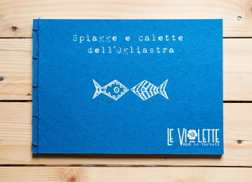 Album / Book for Le Violette B&B
