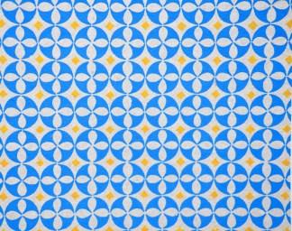 Geo-grafie - Lisboa dettaglio taccuino azulejos blu