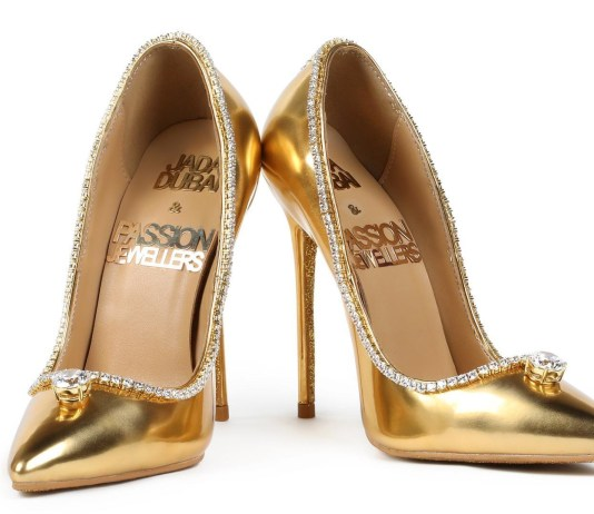 World's most expensive shoes to be unveiled at Burj Al Arab
