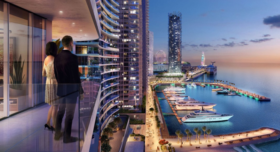 Elie Saab to design luxury apartments in Dubai's Emaar Beachfront