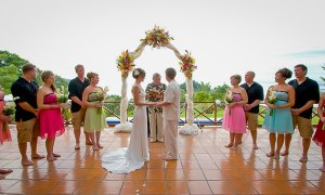 Villa Pelicano wedding