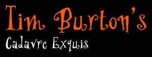 Tim Burton cadáver exquisito