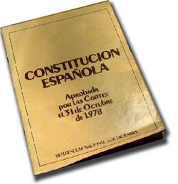 Constitución Española de 1978