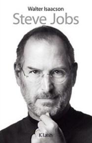 Steve Jobs, biografía de Walter Isaacson (portada)