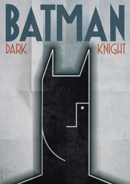 Batman. El caballero oscuro