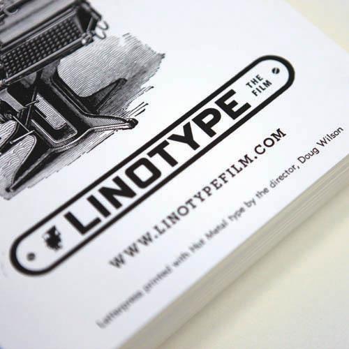 Linotipia, el documental