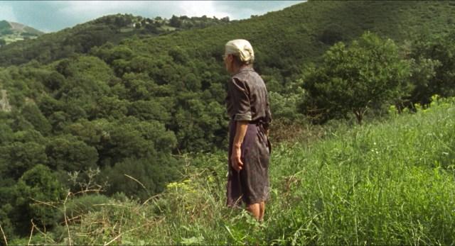 Benedicta, protagonista de 'O que arde'